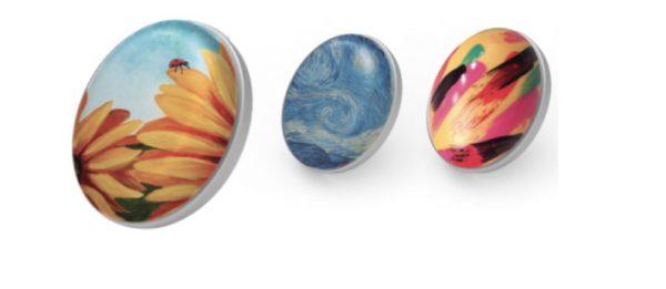 Sarita Pearls forskellige designs