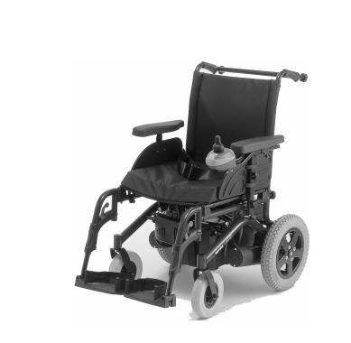 Anmeldelse: El-kørestol, Invacare Mirage