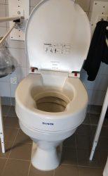 Toiletforhøjer: Aquatec 90000