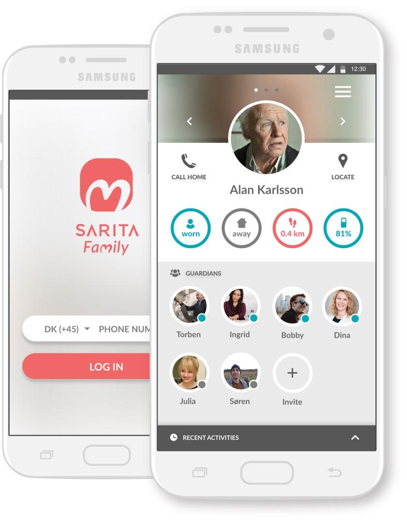 Sarita Pearl app