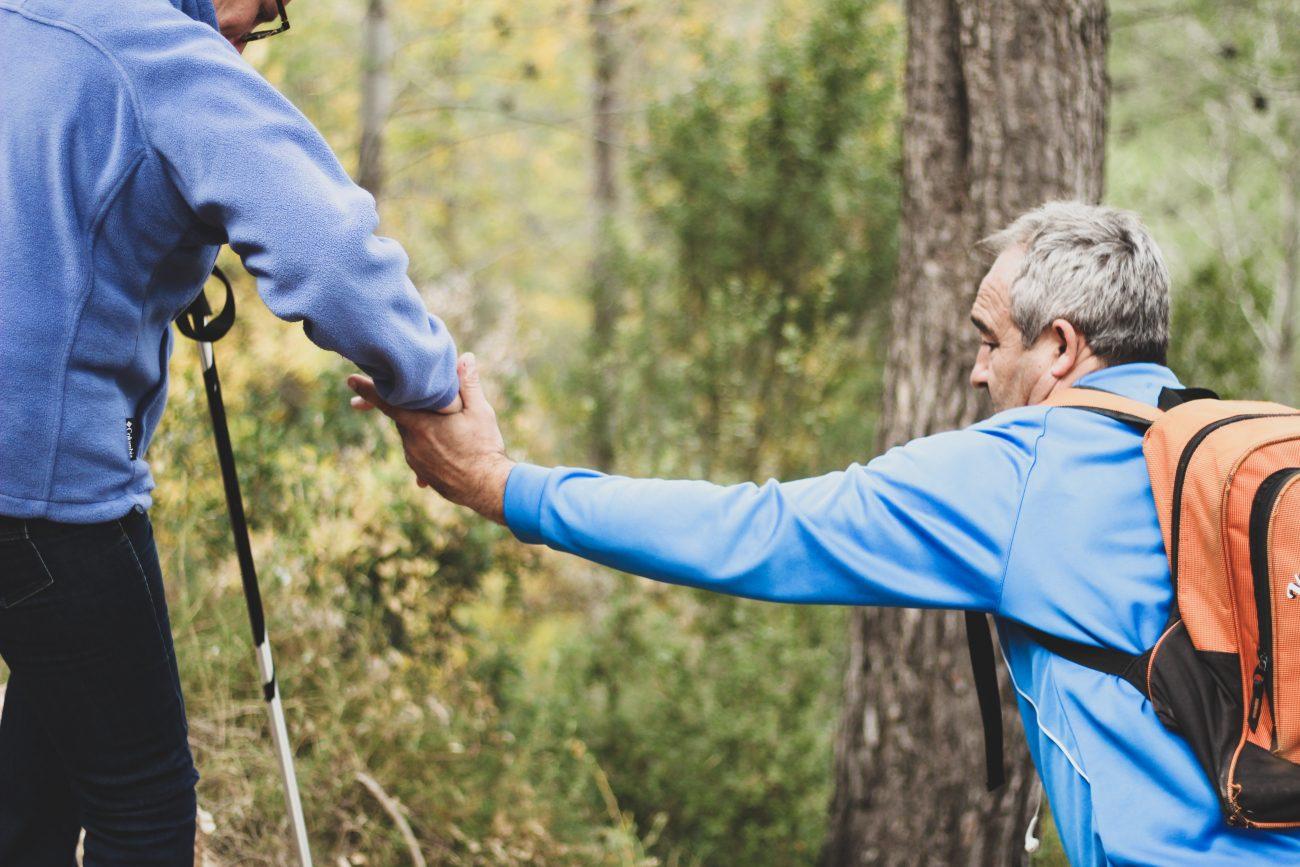 ældre motionere