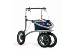 Trionic Veloped Off-road rollator