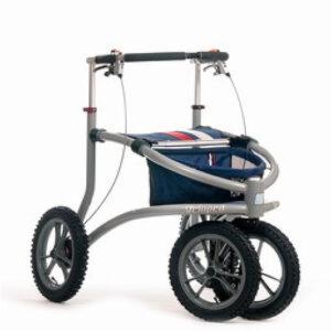 Trionic Veloped Off-road rollator