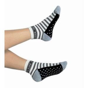 Skridsikre sokker