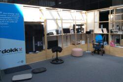 Prøv fremtidens hjælpemidler på DokkX i Aarhus