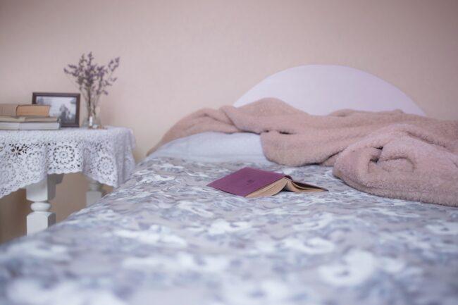 Et tæppe kan gavne sanserne
