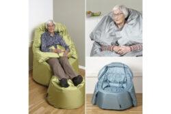 Sansestimulerende stol: Protac SenSit Straight