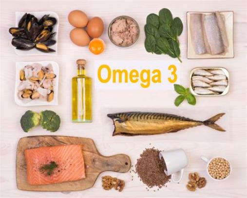 omega-3 kost