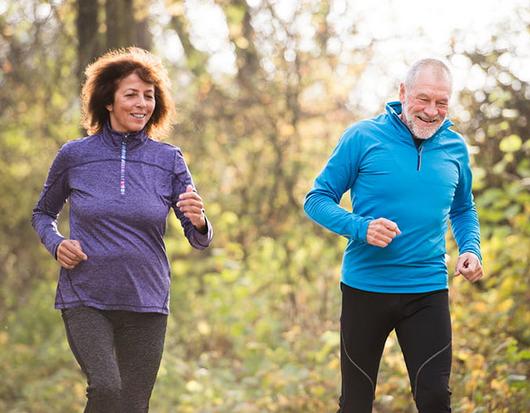 Motion, social aktivitet, frisk luft . . . reducerer risikoen for demens