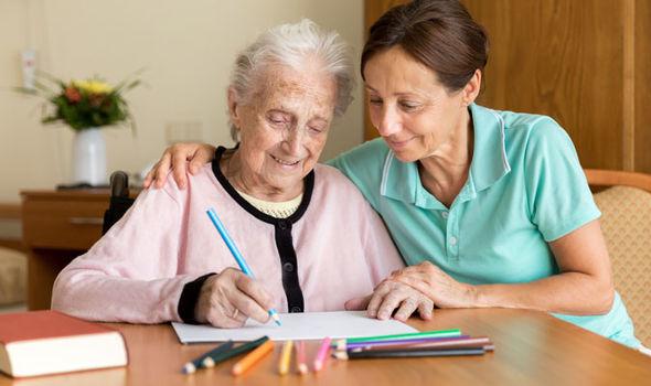 Overgangsalder og demens