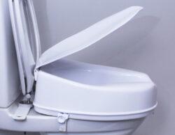 Savanah toiletforhøjer i forskellige størrelser