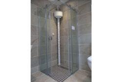 Varmluft kropstørrer til brusebadet: Apres Body Dryer