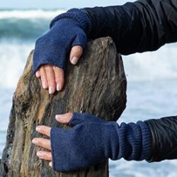 Cashmere håndledsvarmere, som holder dig varm i den kolde tid
